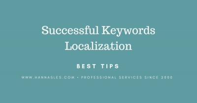 keywords localization