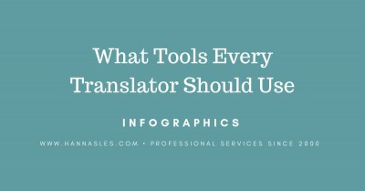 tools for every translator