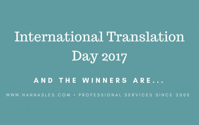 Translation Day