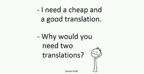 cheap translations